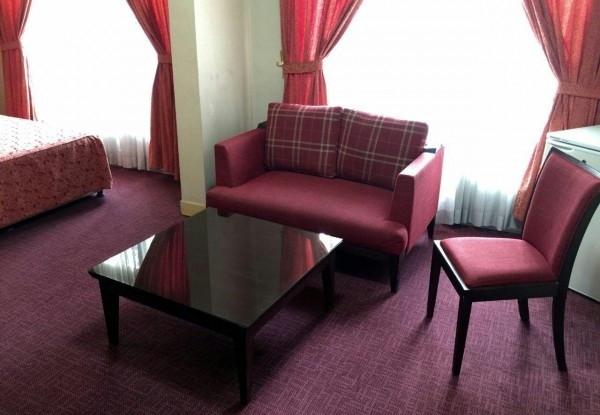 هتل پاسارگاد