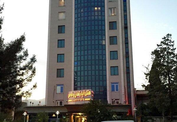 هتل آپارتمان ونوس