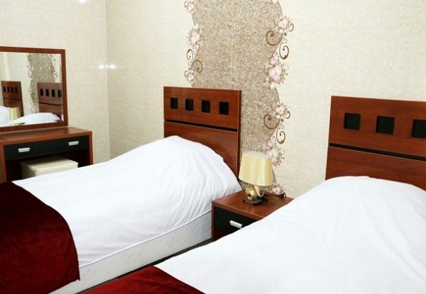 هتل آپارتمان آسام