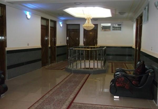 هتل عجم