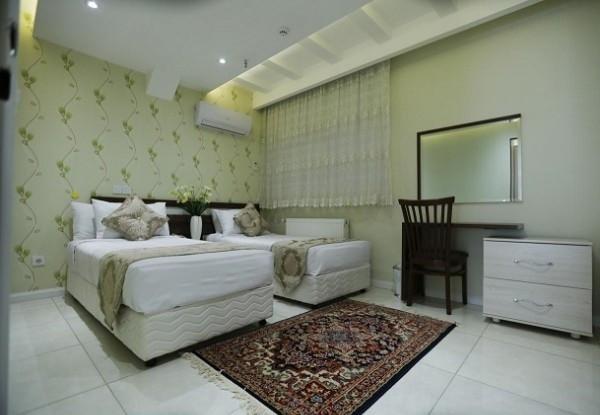 هتل آپارتمان سفیر