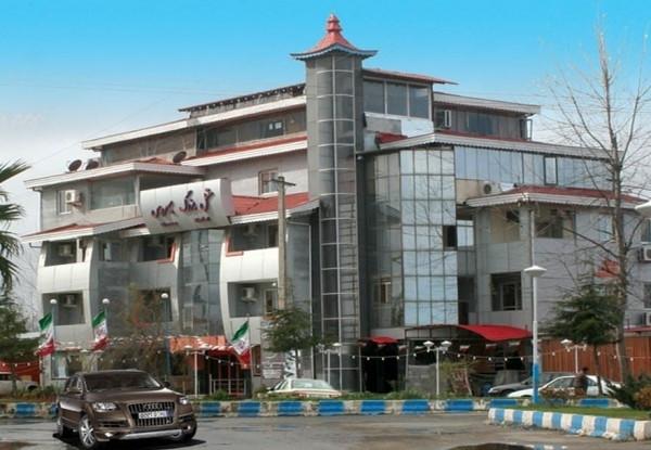 هتل سیروس