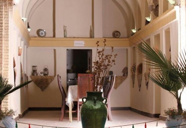 هتل سنتی سرابی