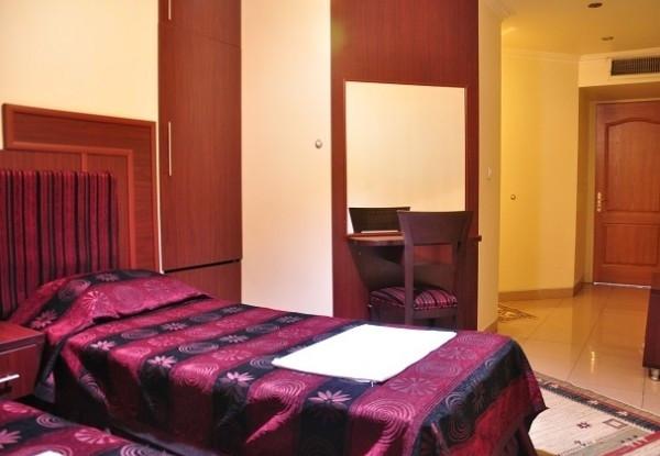 هتل آپارتمان تهران استقبال