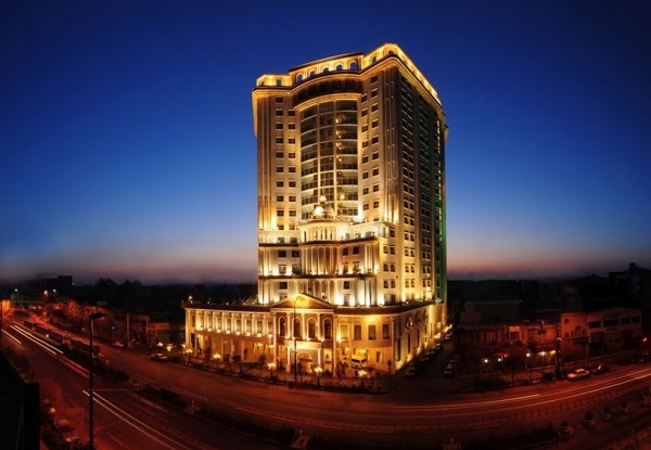 رزرو هتل قصر-طلایی