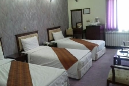 هتل مجتمع جهانگردی