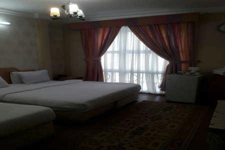 هتل آپارتمان یلدا
