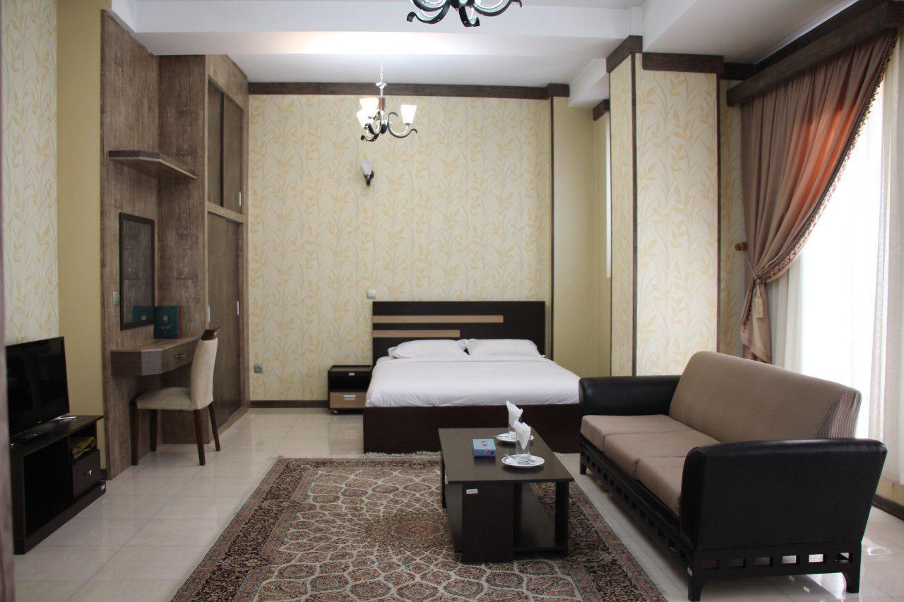 هتل آپارتمان چهار باغ